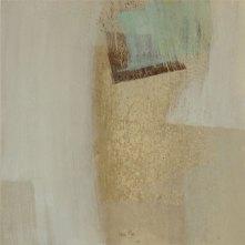 turquesa-beige I | 50 x 50 cm