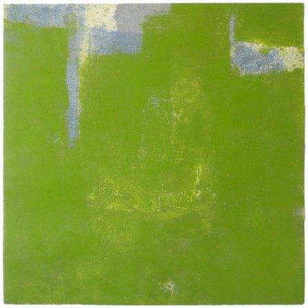 Verde | 76 x 76 cm | edición 15 ejemplares + 1P.A.