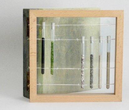 Lanzarote I   28,5 x 28,5 x 8 cm plegado