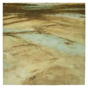 de arena y sal #2 | 108 x 108 cm