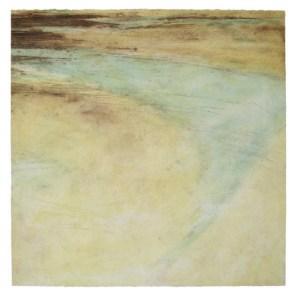 de arena y sal #3 | 108 x 108 cm