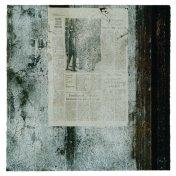 3 ABRIL 2002 | monotipo con collage | 56 x 56 cm