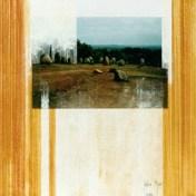 Croneleque | dibujo con fotografía | 28 x 36 cm