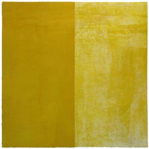 Amarillo-Blanco | 100 x 100 cm