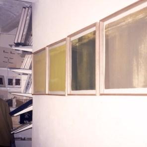4 grabados sobre papel hecho a mano | 42 x 42 cm cada uno | edición de 10 ejemplares +1 P.A.