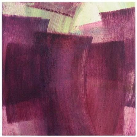 violeta-verde   38 x 38 x 5 cm