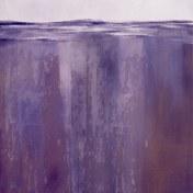 Atlántico II | 100 x 100 cm | óleo sobre tela con imprimación serigráfica