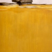 Alentejo I   100 x 100 cm   óleo sobre tela