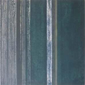 s/título II | 65 x 65 cm | serigrafía sobre aluminio