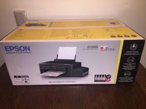 Kleurenprinter Epson