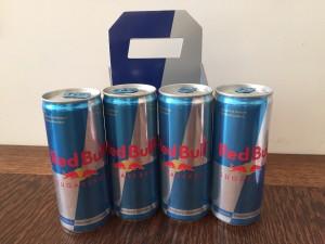 Huishoudbeurs shoplog Red Bull
