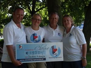 Vierdaagse 2013 sponsoring