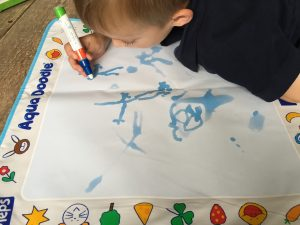 Aqua doodle (+winactie)
