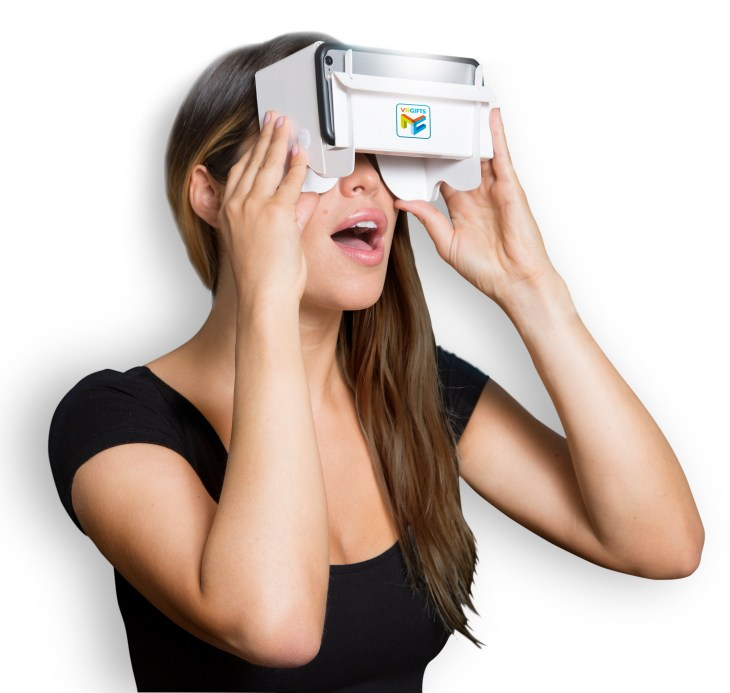 Virtual reality groet