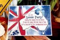 halloween party invitations australia