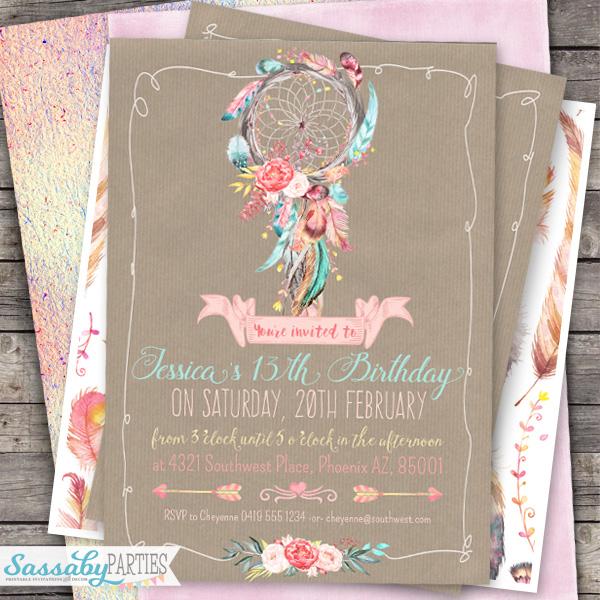 Wedding And Birthday Invitations