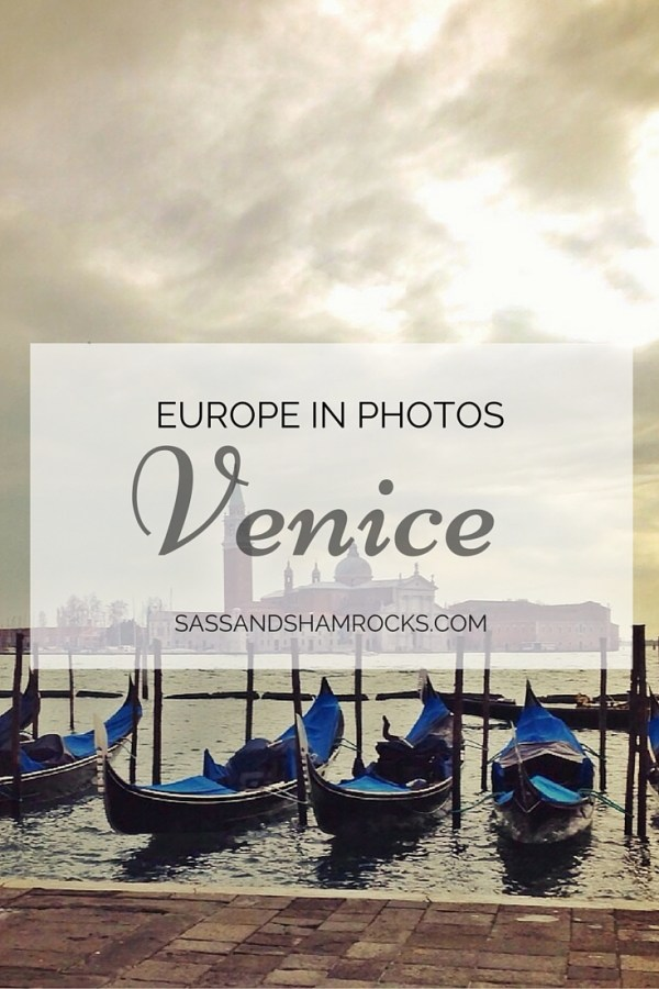 Europe in Photos: Venice