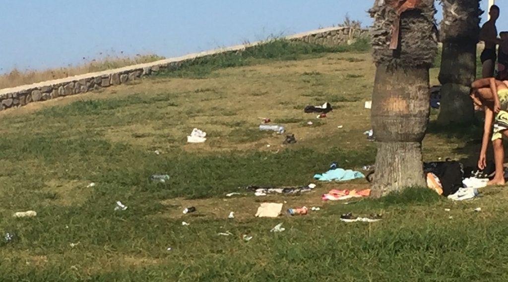Dagli specchietti rotti all'abbandono dei rifiuti: Porto Torres contro i vandali