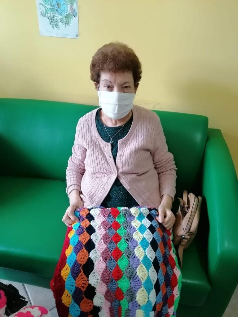 A Sassari 95 coperte per gli anziani di Casa Serena: il dono che arriva da tutta Italia
