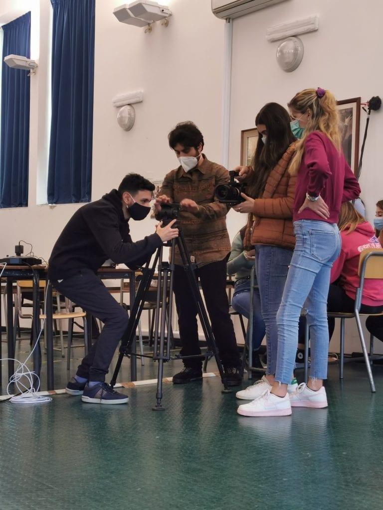 Al Liceo Castelvì di Sassari si impara la Costituzione attraverso il cinema