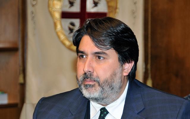 Presidente Regione Sardegna