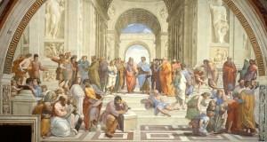 Scuola di Atene Raffaello