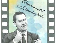 Francobollo Alberto Sordi