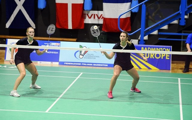 Nazionale Italiana di Badminton a Cagliari