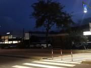 Attraversamento pedonale luminoso Sassari