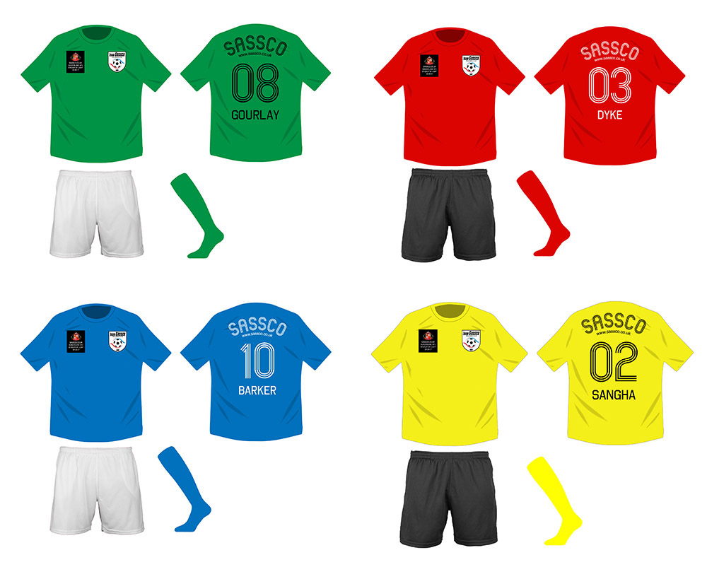 AWDis Just Cool JC001 football shirts