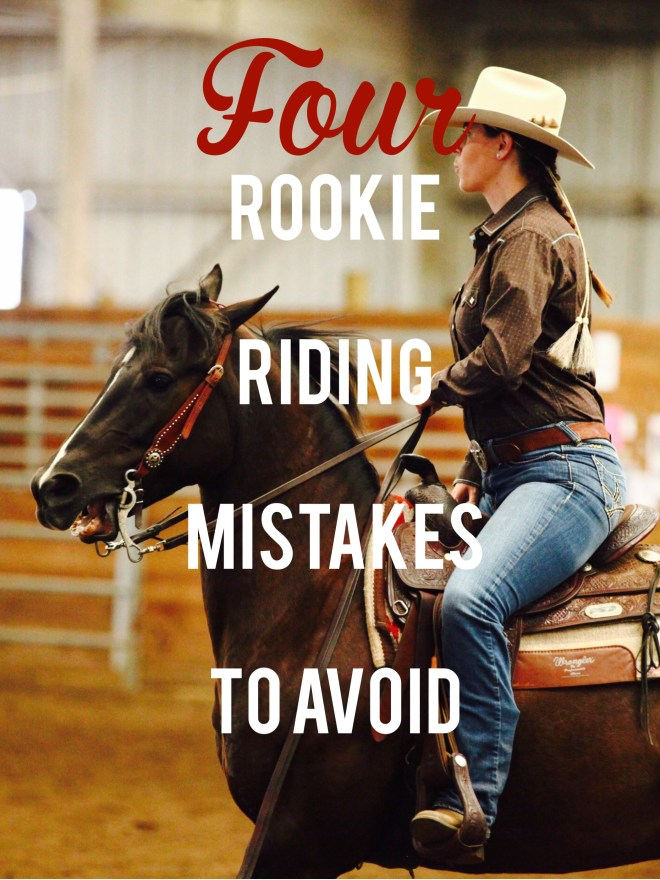 Riding Mistakes to Avoid