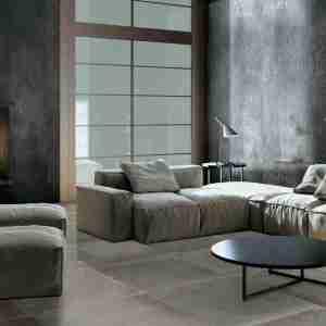 Grès porcellanato effetto cemento collezione Amburgo