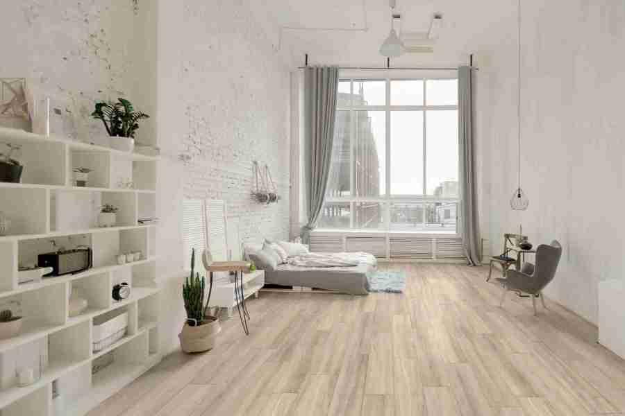 Grès porcellanato effetto legno collezione Dubai