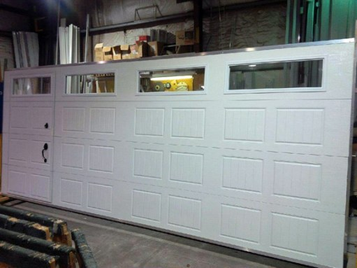 Walk-Thru-Garage-Door