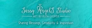 Sassy Angel's Studio, Art by Ruth Cooper