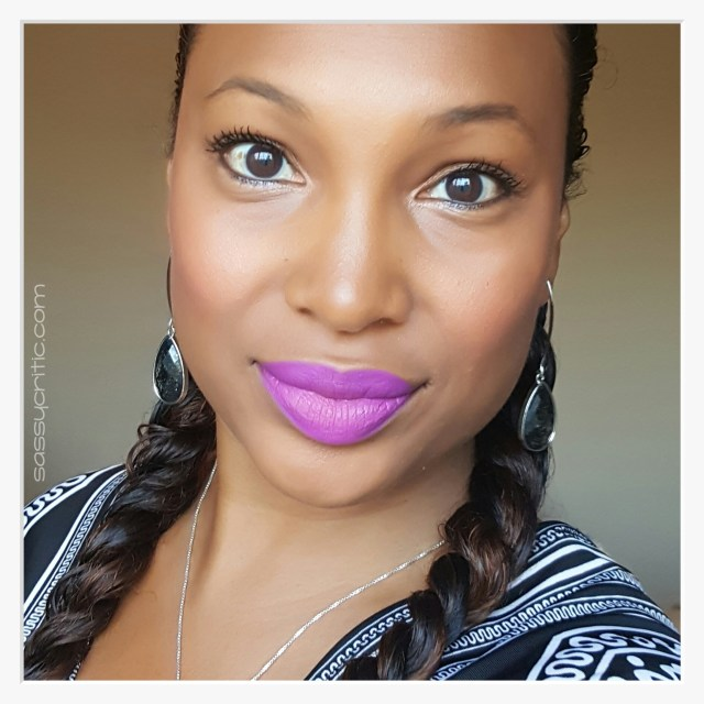 NYX Double Stacked Mascara product review - sassycritic.com