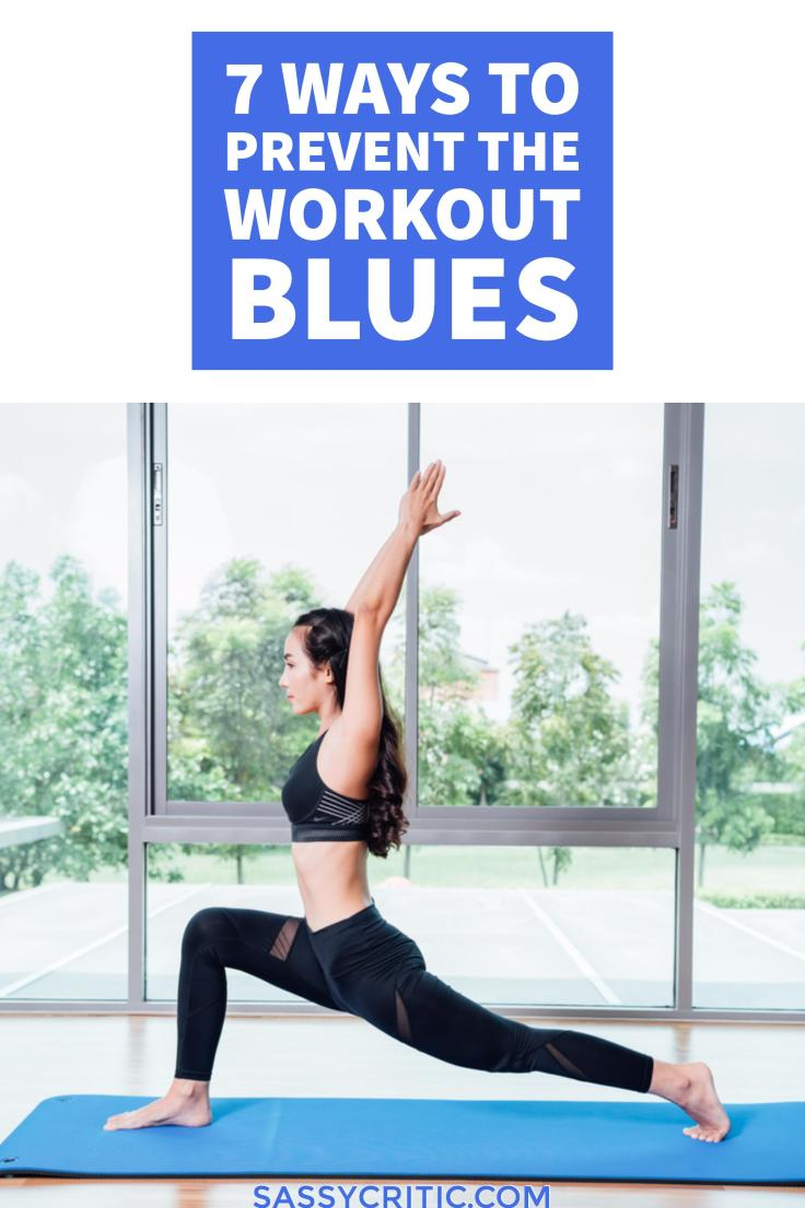 7 ways to prevent workout blues - fabletics - sassycritic.com