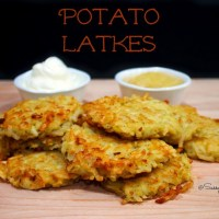 Potato Latkes Recipe - Hashbrowns Deliciously Quick and Easy!