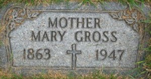 Mary Schumann Gross