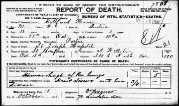 sassy jane genealogy gottfried hann death record
