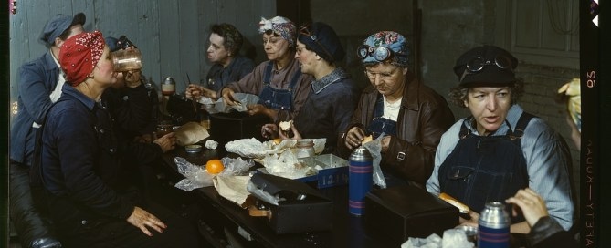 Labor Day – America in Color from 1939-1943