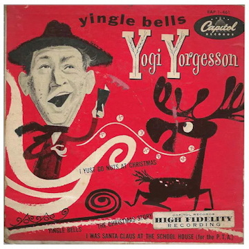 "Yogi Yorgesson's ""Yingle Bells"""