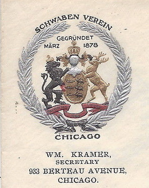 Chicago Genealogy: German-American Archives