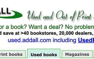 addall book search