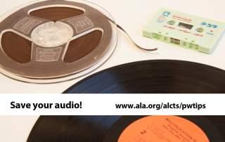 Preservation Week 2014 Audio Sassy Jane Genealogy