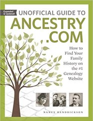 Ancestry.com search tips free ebook