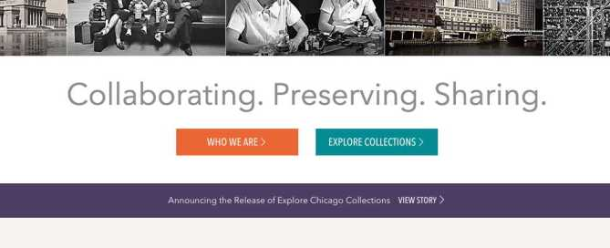 Explore Chicago Collections Online
