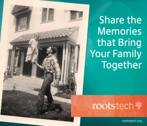 RootsTech 2016 pass