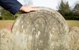 more graves than gravestones