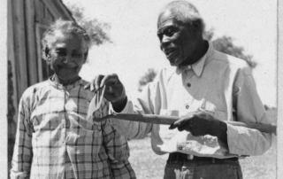 Love Stories Found in Ex-Slave Narratives
